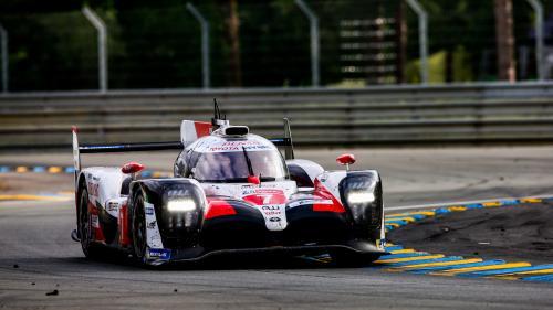 DIRECT. 24 heures du Mans : les deux voitures de Toyota dominent la course