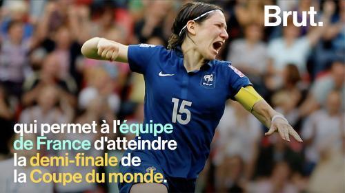 VIDEO. Mondial 2019 : Qui est Élise Bussaglia, la doyenne de l'équipe de France ?