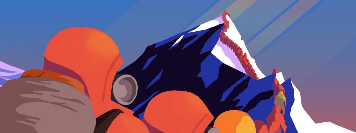 """""""On peut passer dix heures à attendre dans le froid"""" : le dangereux succès de l'Everest, sommet le plus embouteillé du monde"""