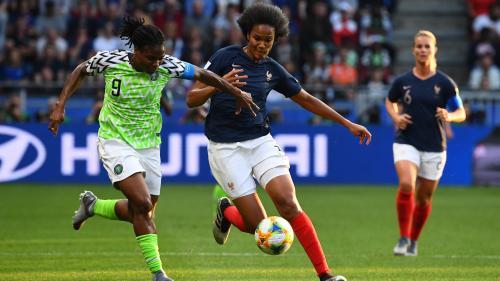 DIRECT. Mondial 2019 : Wendie Renard donne l'avantage à la France grâce à un penalty (1-0). Suivez avec nous la fin du troisième match de poules des Bleues