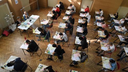 DIRECT. Bac : 743 000 candidats sont convoqués pour passer les premières épreuves de philosophie et de français ce matin
