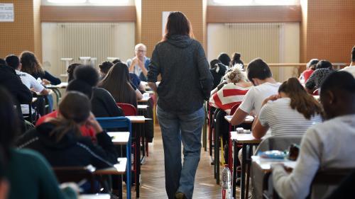 Baccalauréat : un candidat arrive à l'heure aux épreuves grâce à la police
