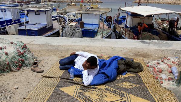 Les pêcheurs tunisiens, bien seuls pour secourir les migrants en perdition