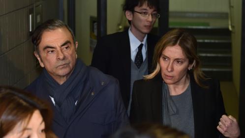 """""""Il n'était pas nécessaire d'aller aussi loin"""": Carole Ghosn appelle Donald Trump à intervenir pour son mari"""