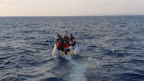 Turquie : huit morts dans le naufrage d'une embarcation de migrants