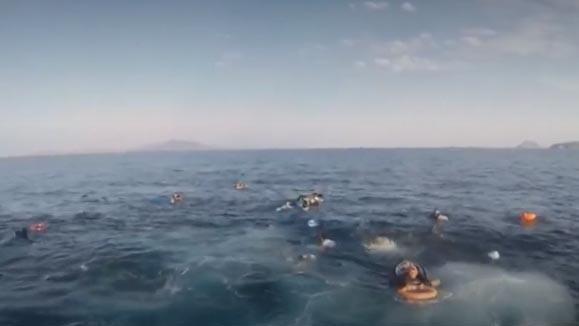 Nouveau naufrage de migrants en Méditerranée