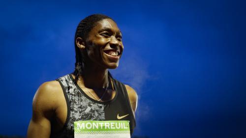 L'athlète sud-africaine Caster Semenya privée des Mondiaux de Doha pour cause d'hyperandrogénie