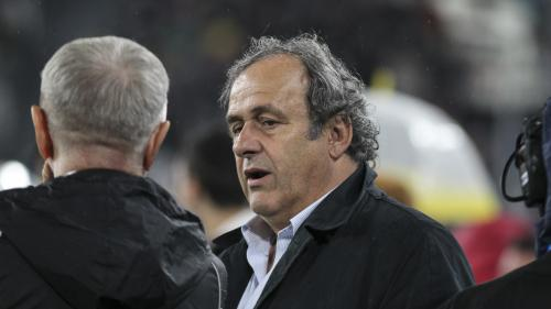 Mondial de foot au Qatar en 2022 : Michel Platini entendu par l'Office anticorruption de la police judiciaire