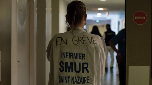 Grève aux urgences : le collectif Inter-Urgences annonce la poursuite du mouvement