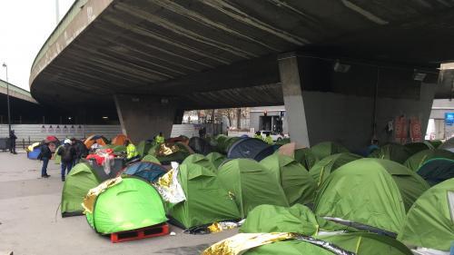 """Rapport de l'ONU sur les réfugiés : """"La France est capable d'accueillir dignement ces personnes"""", selon la députée européenne Karima Delli"""