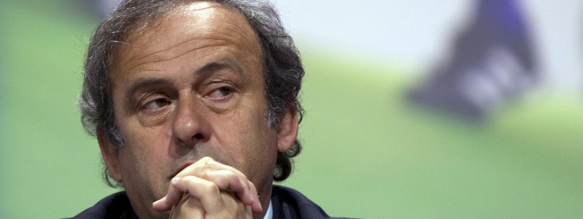 """Attribution du Mondial 2022 au Qatar : """"Il faut tourner les yeux ailleurs que vers Michel Platini"""""""