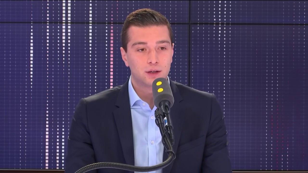 """VIDEO. Réforme de l'assurance chômage : Jordan Bardella dénonce un """"grand coup de rabot post-élections"""""""