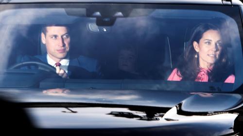 Royaume-Uni : une vieille dame grièvement blessée par le convoi officiel du prince William et de Kate Middleton
