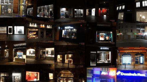 Pollution lumineuse : malgré l'interdiction, des centaines de vitrines restent éclairées toute la nuit à Toulouse