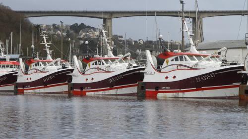 Bretagne : le cannabis en cause dans le naufrage d'un chalutier qui avait fait deux morts