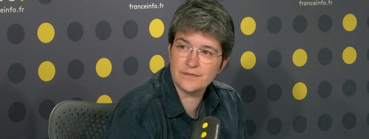 Brigitte Gothière, de l\'association L214.