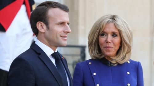 Pour Brigitte Macron, la crise des