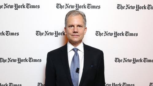 """""""Le président a poussé ses attaques encore plus loin"""" : le patron du """"New York Times"""" réplique à Trump sur ses accusations de """"trahison"""""""