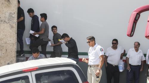 Mexique : des billets d'avion à un dollar proposés aux migrants voulant rentrer dans leur pays