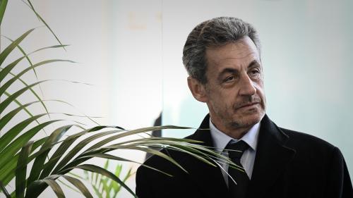 Nicolas Sarkozy publie ses Mémoires