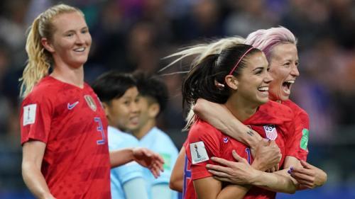 Coupe du monde 2019 : on vous explique pourquoi les Américaines sont si fortes au foot