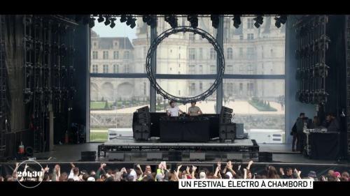 VIDEO. Musique : quand le château de Chambord se met à l'électro sur des discours de Jacques Chirac