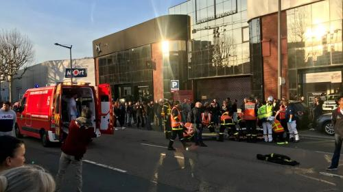 """L'automobiliste qui avait renversé quatre """"gilets jaunes"""" à Rouen en février était un gendarme mobile"""