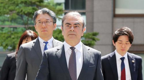 Carlos Ghosn perd officiellement son titre d'administrateur de Mitsubishi Motors