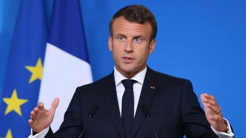 """Emmanuel Macron appelle à la mobilisation contre le Sida pour sauver """"16 millions de vies"""""""