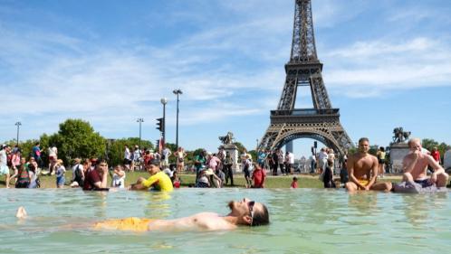 Vague de chaleur : la mairie de Paris va déclencher le niveau 3 sur 4 du Plan national de canicule