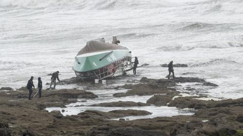 Le corps retrouvé aux Sables d'Olonne est bien celui du pêcheur disparu en mer