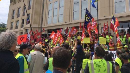 Un samedi Electric à Belfort : au cœur de la manifestation pour les salariés de GE