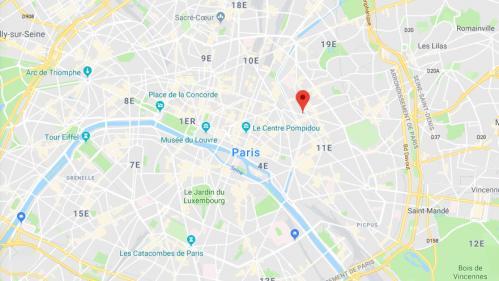 Paris : trois personnes sont mortes dans l'incendie d'un immeuble du 11e arrondissement