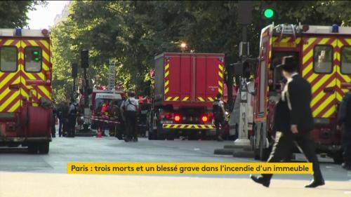 Ce que l'on sait de l'incendie qui a causé la mort de trois personnes dans le 11e arrondissement de Paris