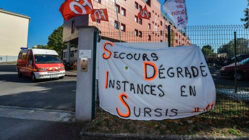 """""""Le service public de secours est malade"""" : les pompiers déposent un préavis de grève à partir de mercredi et jusqu'au 31 août"""