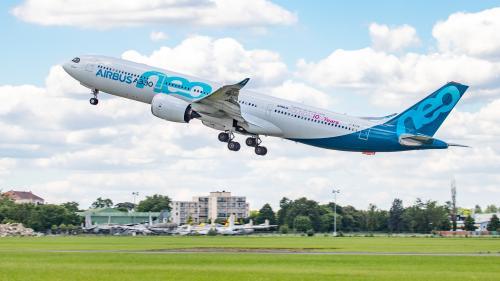 """""""Arrêtez de taper sur l'avion"""" : 93 parlementaires prennent la défense des vols domestiques"""