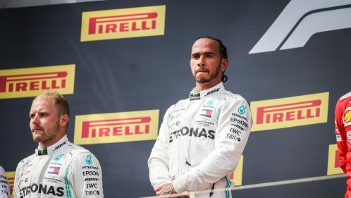 Grand Prix de France de F1 : Lewis Hamilton s'impose facilement, nouveau doublé de Mercedes
