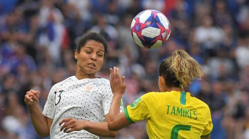 DIRECT. Coupe du monde : les Françaises en difficulté face aux Brésiliennes (0-0) à la mi-temps du huitième de finale