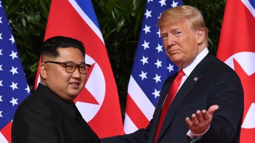 """Corée du Nord : Kim Jong-un affirme avoir reçu une lettre """"très satisfaisante"""" de Donald Trump"""