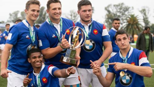 Rugby : Les Bleuets conservent leur titre de champion du monde en battant l'Australie (24-23) en finale