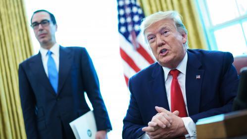 """Donald Trump annonce des sanctions """"dures"""" visant le Guide suprême iranien"""