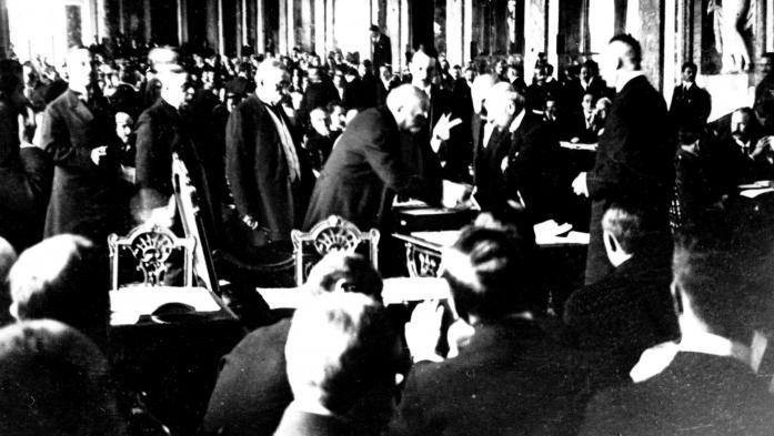 Grande Guerre : à la poursuite du traité de Versailles