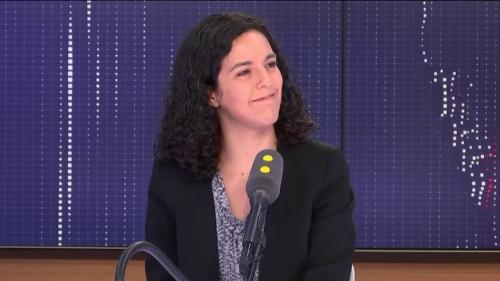 """VIDEO. L'écologie de Yannick Jadot n'est pas """"au service des classes populaires"""", selon Manon Aubry"""