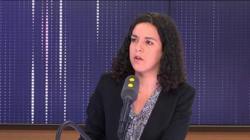 """VIDEO. Canicule : Manon Aubry dénonce """"un manque de moyens pour faire face au quotidien"""""""