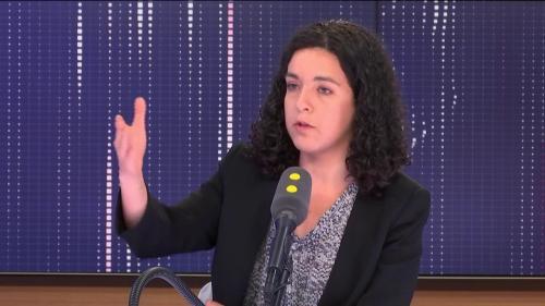 """""""La démocratie à La France Insoumise, ce n'était pas parfait"""" reconnaît Manon Aubry"""