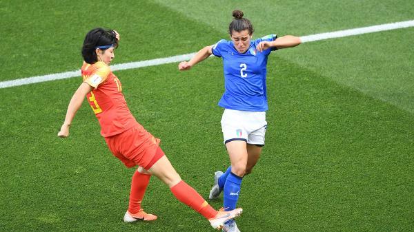 DIRECT. Coupe du monde féminine de football : l'Italie affronte la Chine en huitièmes de finale