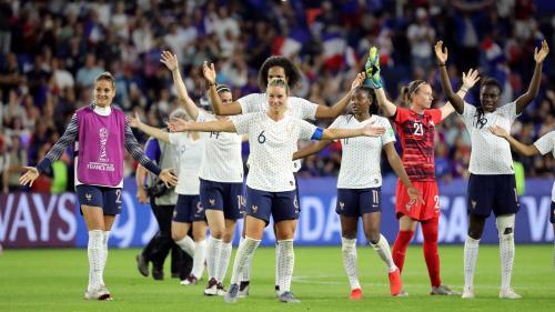 Coupe du monde féminine : des billets pour le quart de finale France-Etats-Unis mis en vente à 10 000 euros