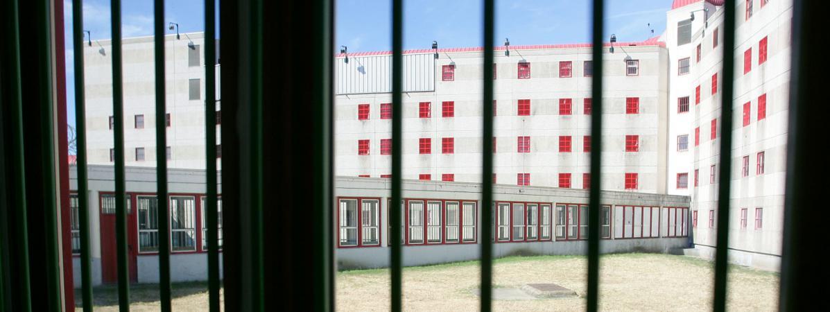 Canicule : l'enfer des prisons