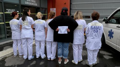 Grève des urgences : 9 Français sur 10 soutiennent le mouvement