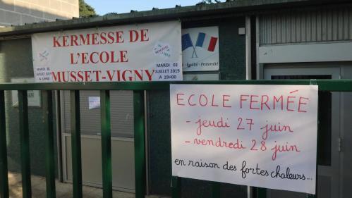 """La grande majorité des écoles, collèges et lycées sont-ils dans """"un bon état thermique"""", comme l'assure Jean-Michel Blanquer ?"""